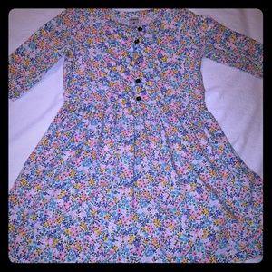 Toddler Carter Floral Dress